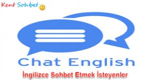 İngilizce sohbet